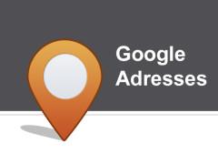 Google Adresses