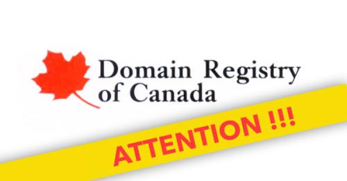 Domaine Registry Canada