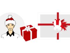 Illustrations en cadeau