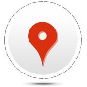 Localisez vos bureaux sur votre site Internet