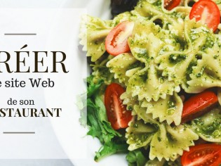 Créer le site web de son restaurant